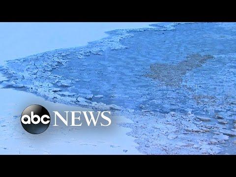 Snow, Flood Fears in New Jersey