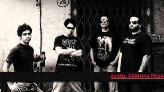 Top Indian Death Meatal Bands(EXTREME INDIAN METAL).wmv