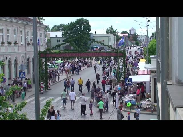 Ukmergės miesto šventė 2014 (akimirkos. muziejaus video medžiaga)