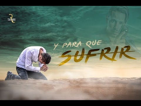 Rodrigo Tapari - Y Para Qué Sufrir (Video Lyric)