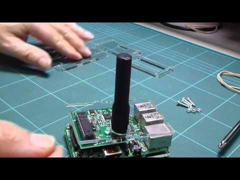 DV MEGA DSTAR B+ Case assembly - YouTube