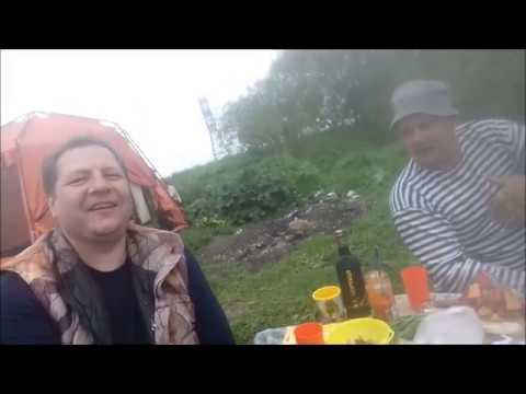 Река Луга   рыбалка в Ленинградской области