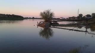 Атырау. Рыбалка на Урал-реке. Я в гостях у Гульданы.