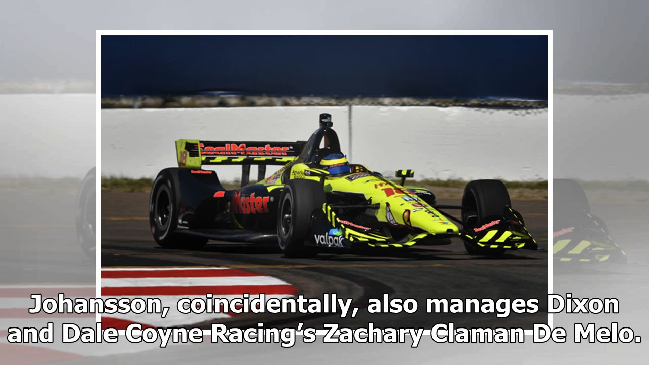 The 2019 Indycar Silly Season Is Ramping Up