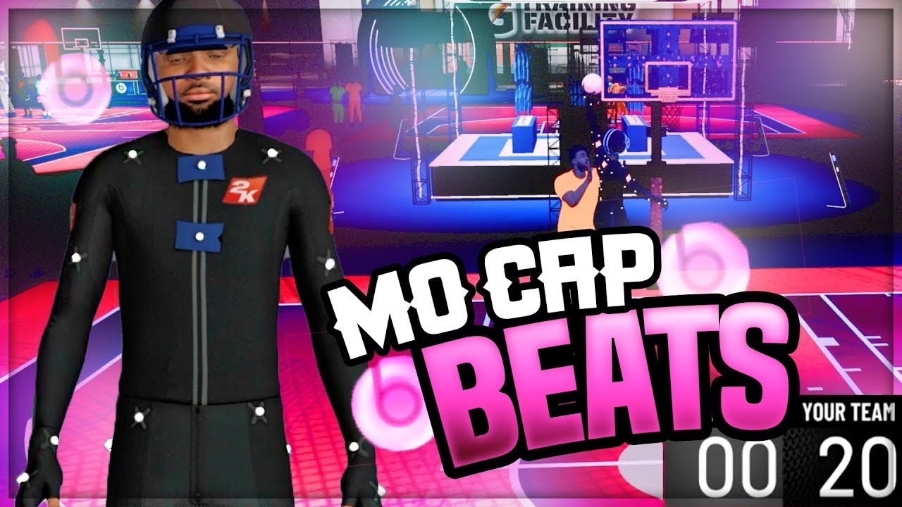 I MO CAPPED DUNKS FOR NBA2K at BEATS AFTER DARK EVENT! BEST PF BUILD IN NBA2K20!