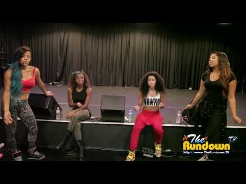 Meagan Good introduces her hot new teen group