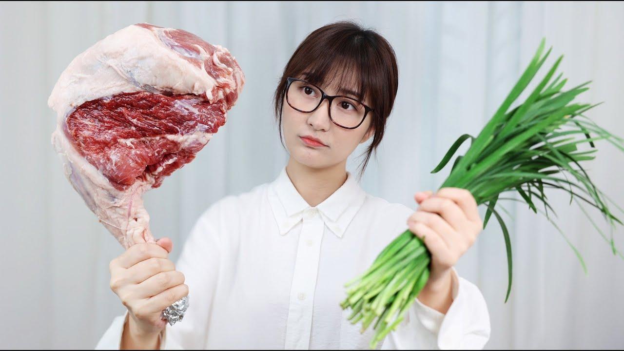 论:如何把羊肉,做成素菜