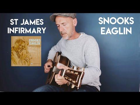 St James Infirmary - Guitar lesson by Joe Murphy