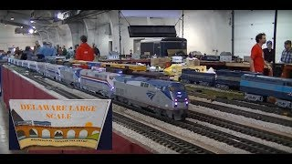 Delaware Large Scale  G scale layout  In Memory of Keith Allen Heck