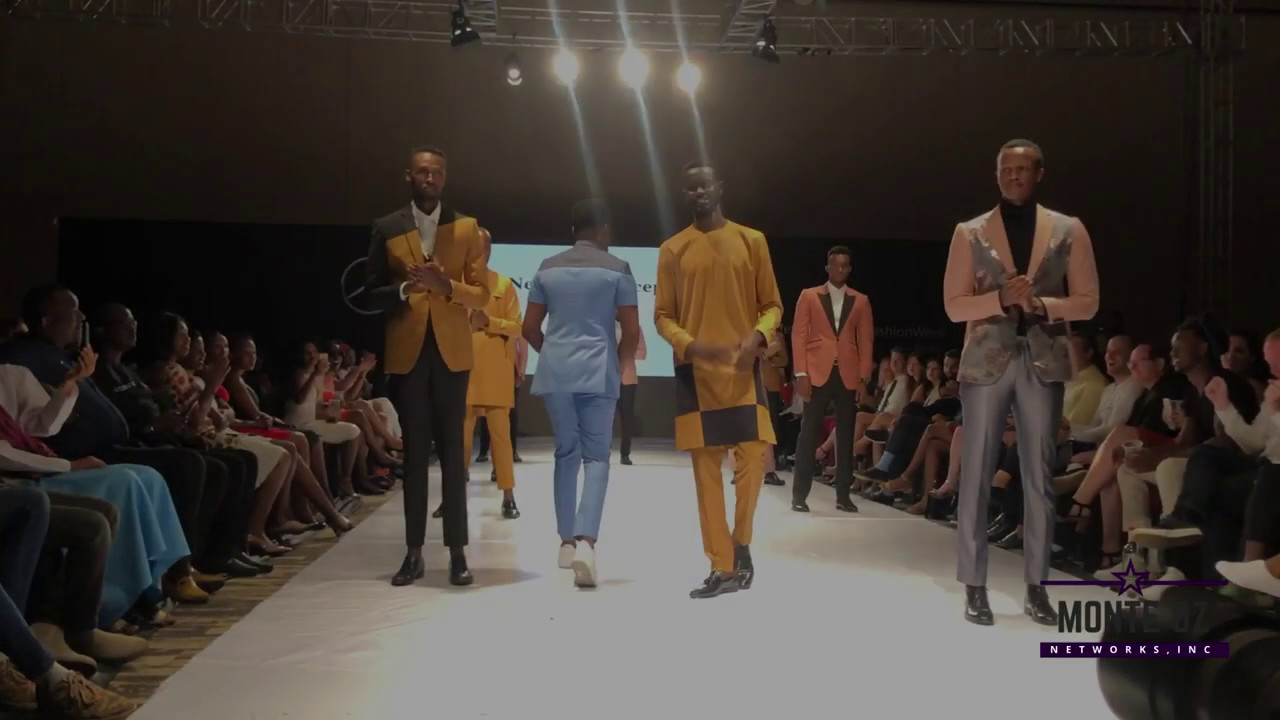 Neopele Concepts Showcase at Mercedes-Benz Fashion Week (Kigali)