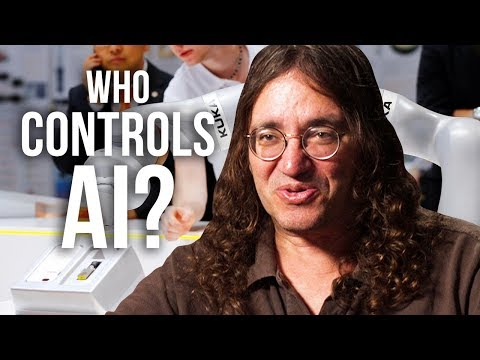 WHO CONTROLS ARTIFICIAL INTELLIGENCE – Ben Goertzel | London Real