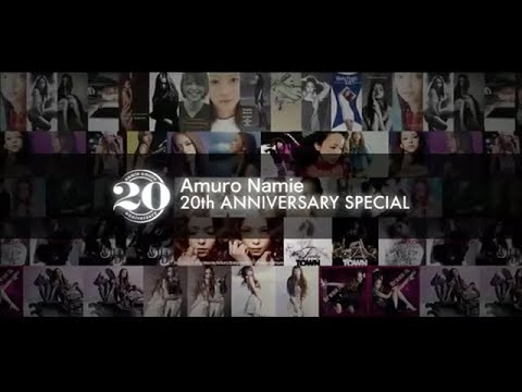 Namie Amuro / 20th ANNIVERSARY SPECIAL