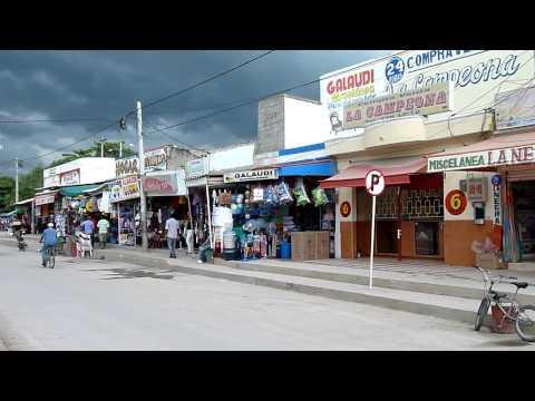 Streetscene, Riohacha,La Guajira, Colombia, 2010, before a storm.