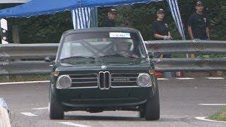 Amazing BMW 2002ti @ Swiss Hillclimb Gurnigel and ChГўtel-St-Denis Les Paccots 2013