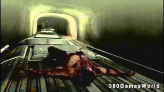 Resident Evil 6 - Boss Fight (Mutated) Derek