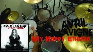 Play Video 'Avril Lavigne | My Happy Ending Drum Cover | BID'