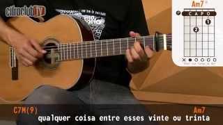 Pai - Fábio Jr. (aula de violão)