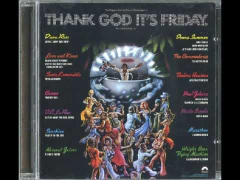 thank god its friday soundtrack download