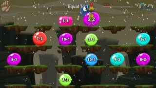Maths with fun : Monster Math - Game Review