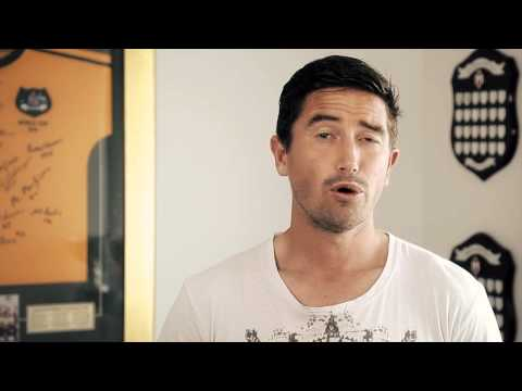 A Message from Harry Kewell