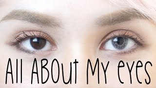 PearlNWStyle : All about my Eyes! [ENG]