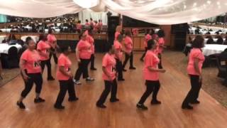 K2C Good Time Line Dance