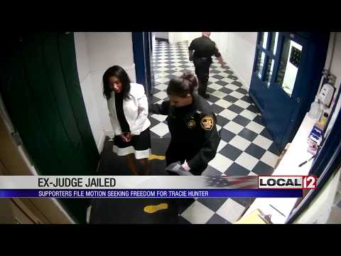 Tracie Hunter's attorneys file motion to have her released from jail