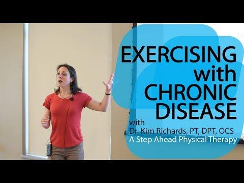 ASAPT Wellness Workshop: Exercising with Chronic Disease