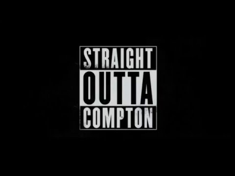 Everybody loves the Sunshine - Straight Outta Compton