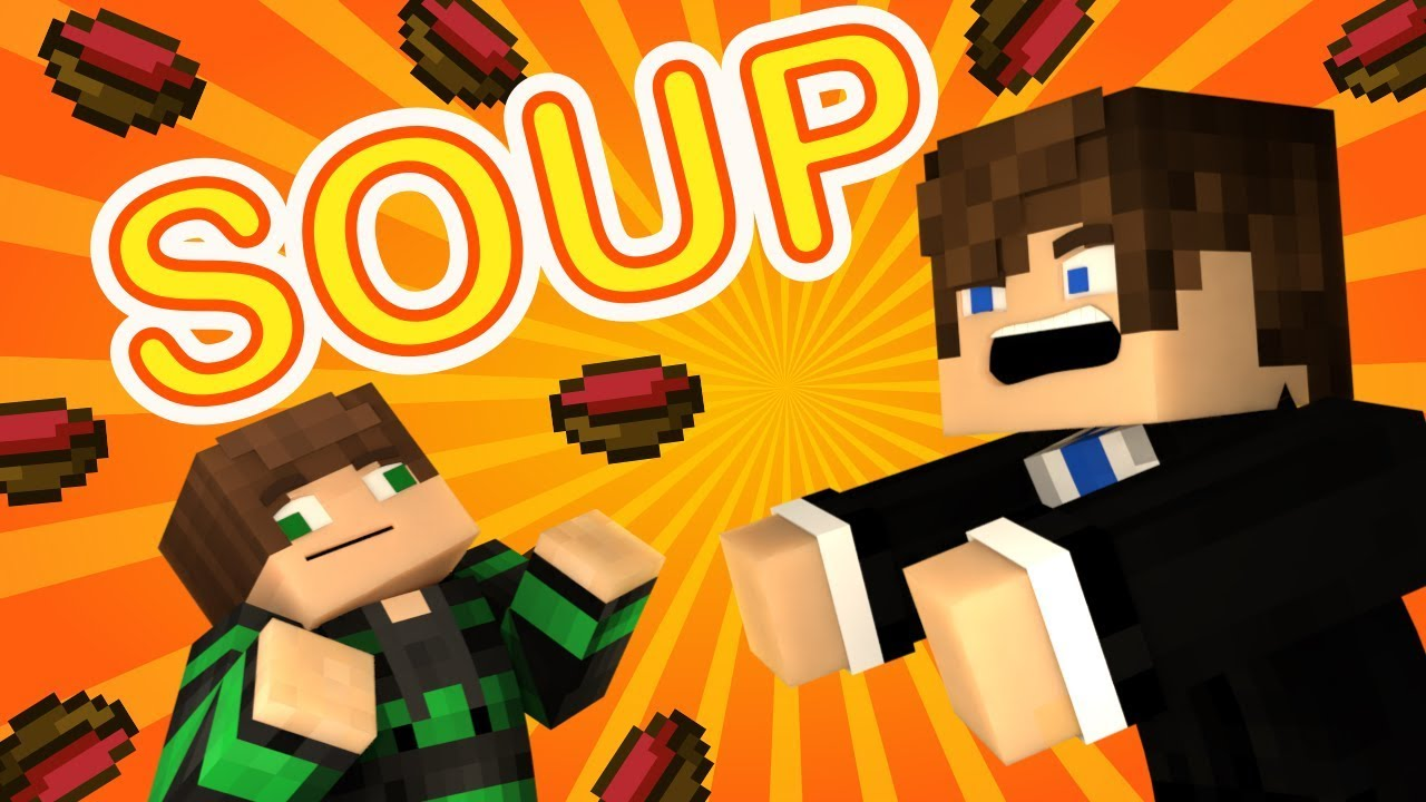 SOUP STORE - Minecraft Animation Meme - YouTube