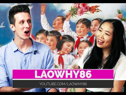 Chinese Children's Songs ARE SCARY!!!