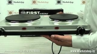 Электроплитка FIRST FA 5090