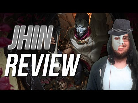 Imaqtpie - JHIN REVIEW