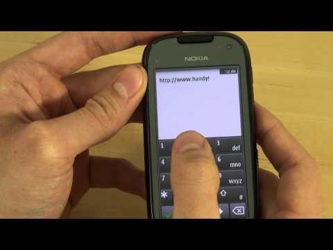 Nokia C7 Test Internet