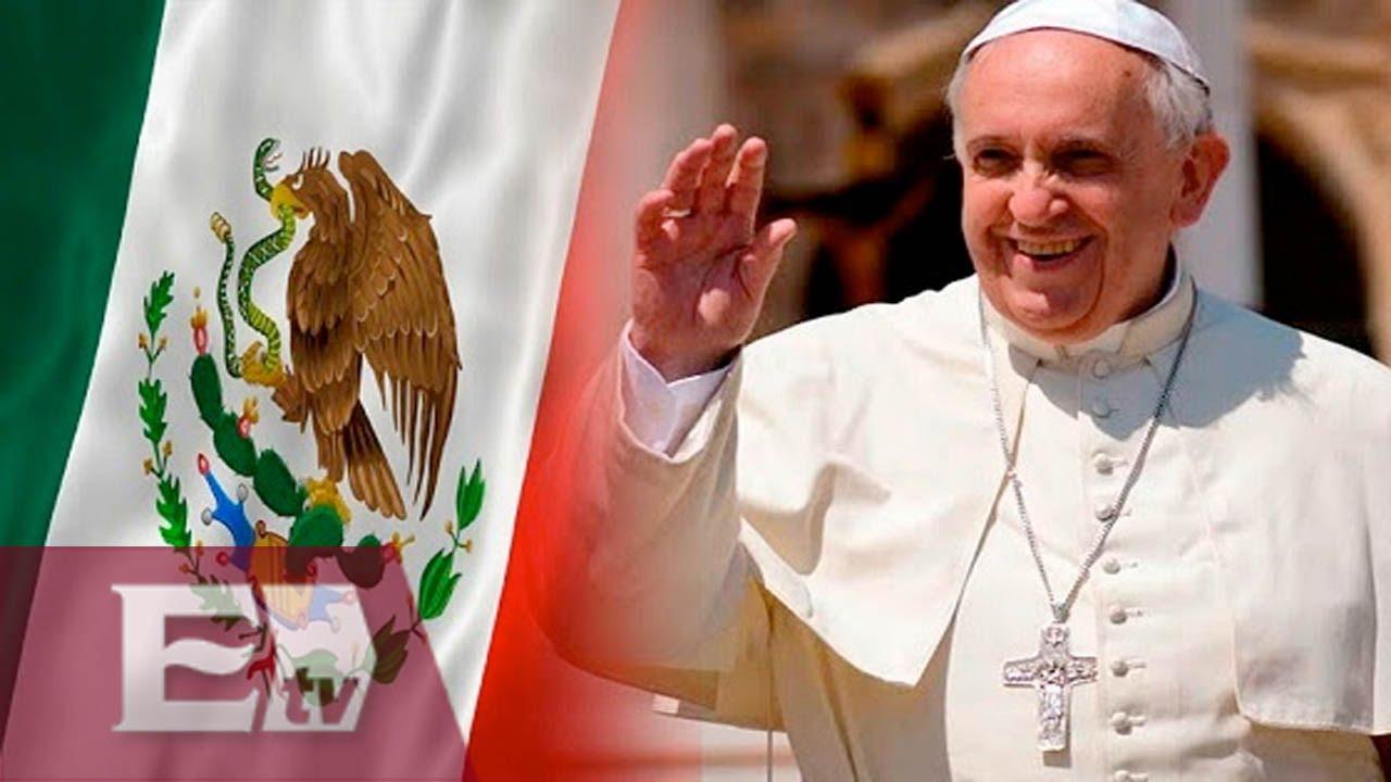 Vaticano confirma visita del Papa Francisco a México en 2016   Excélsior  Informa dbb3069c424