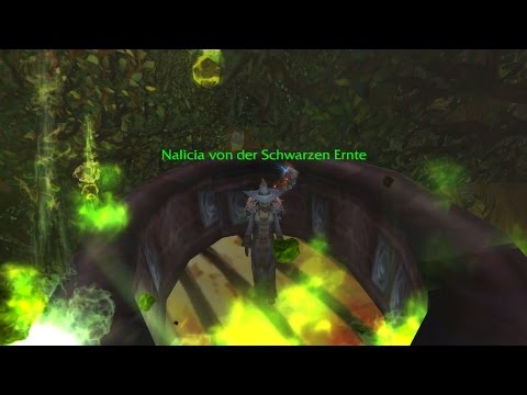 warlock green fire quest guide