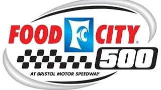 2014 Food City 500 at Bristol Motor Speedway - NASCAR Sprint Cup Series