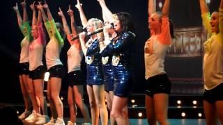 K3 - Eya Hoya @ 15 jaar K3 Lotto Arena 16-6-