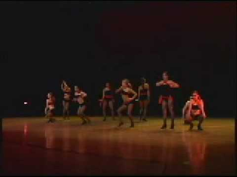 Chicago Musical Theatre, Cell Block Tango, Chicago, Indiana Dance Recital Choregraphy