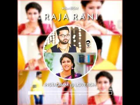 Raja Rani Serial BGM   Love   Cute Dubsmash & Ringtone
