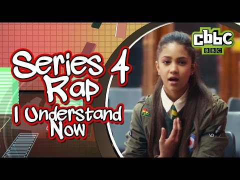4 O'Clock Club Rap: I Understand Now - Nero ft. Clem - CBBC