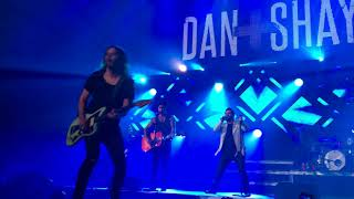 Dan and Shay - How Not to. Home Team Tour Pensacola, FL 10/13/17