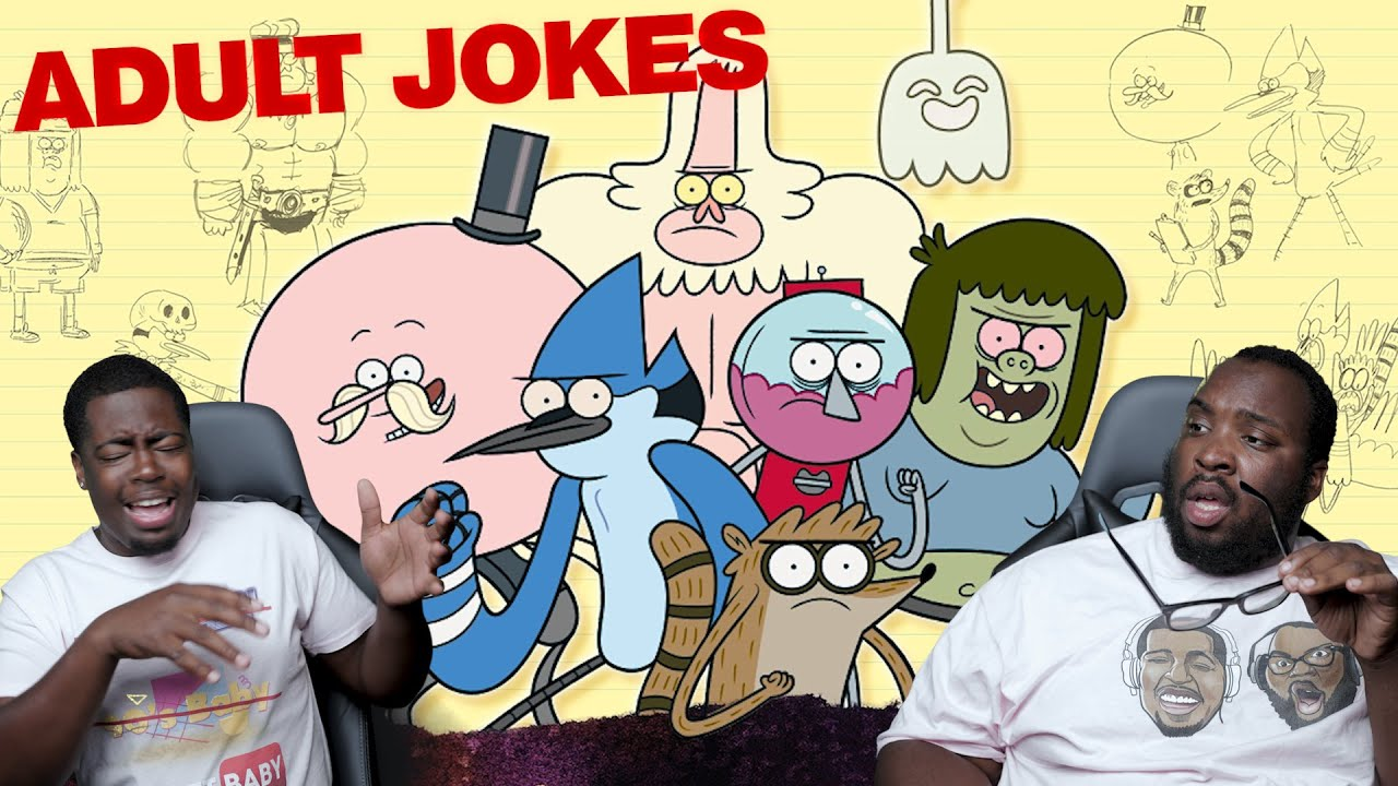 Download Regular Show Dark Humor Compilation!