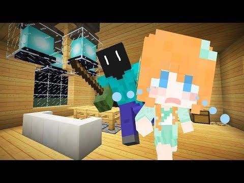 【大橙子】小品解謎 逃離保姆魔爪 我的世界Minecraft當個創世神