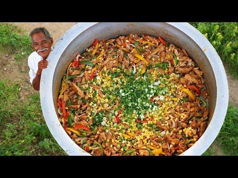 Mexican Chicken Recipe   Chicken Fajitas Mexican Style by Grandpa   Grandpa chicken