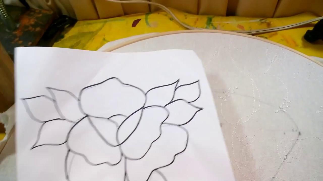 Como hacer una blusa tipo huipil Sonia R.A. - YouTube