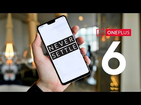 OnePlus 6 - TOP 6 FEATURES