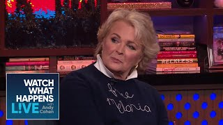 Candice Bergen Gives Details About Her Date With Donald Trump | WWHL