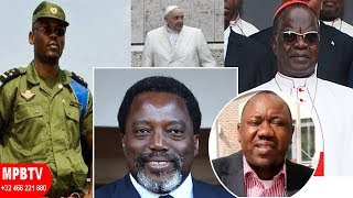 MPBTV Actualité Compliquée 06-02-Duel Mosengwo-Kabila:l'Appel du Pape-John Tshibangu dans le fillet