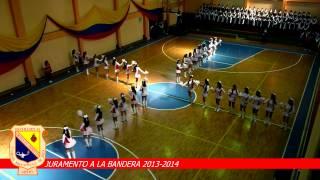 BETHLEMITAS - QUITO, JURAMENTO A LA BANDERA 2014